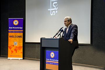 برگزاری مجموعه رویدادهای متخصصان ایرانی بازگشته به کشور (مابک)
