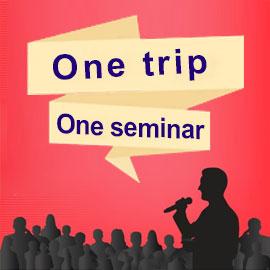 One Trip One Seminar