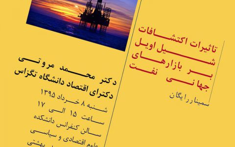 تاثیرات اکتشافات شیل اویل بر بازارهای جهانی نفت- دکتر محمد مروتی