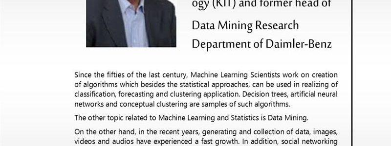 داده های کاوی و کاربرد آن در صنعت خودروسازی- دکتر غلامرضا نخعی زاده
