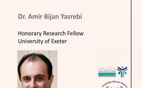 مدلسازی فرکتال برای انتخاب استراتژی معدن- دکتر امیر بیژن یثربی