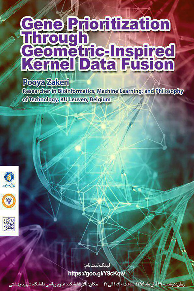Gene Prioritization Through Geometric-Inspired Kernel Data Fusion