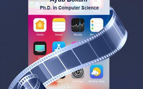 بهبود کیفیت پخش ویدئو برای مشتریان موبایل- دکتر ایوب احمدزاده بوکانی
