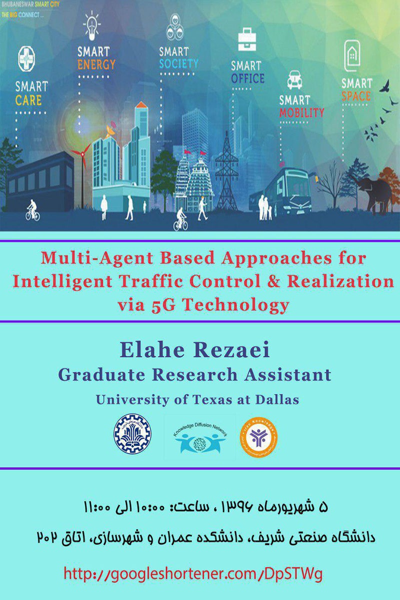Multi-Agent Based Approaches for Intelligent Traffic Control & Realization via 5G Technology