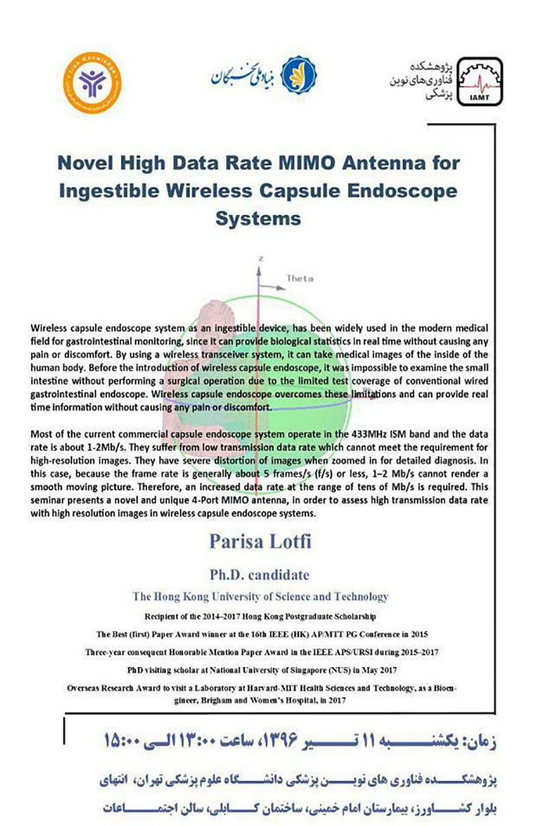 Novel High Data Rate MIMO Antenna for Ingestible Wireless Capsule Endoscope Systems