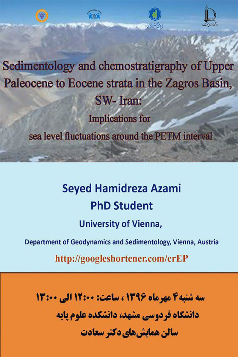 Sedimentology and chemostratigraphy of Upper Paleocene