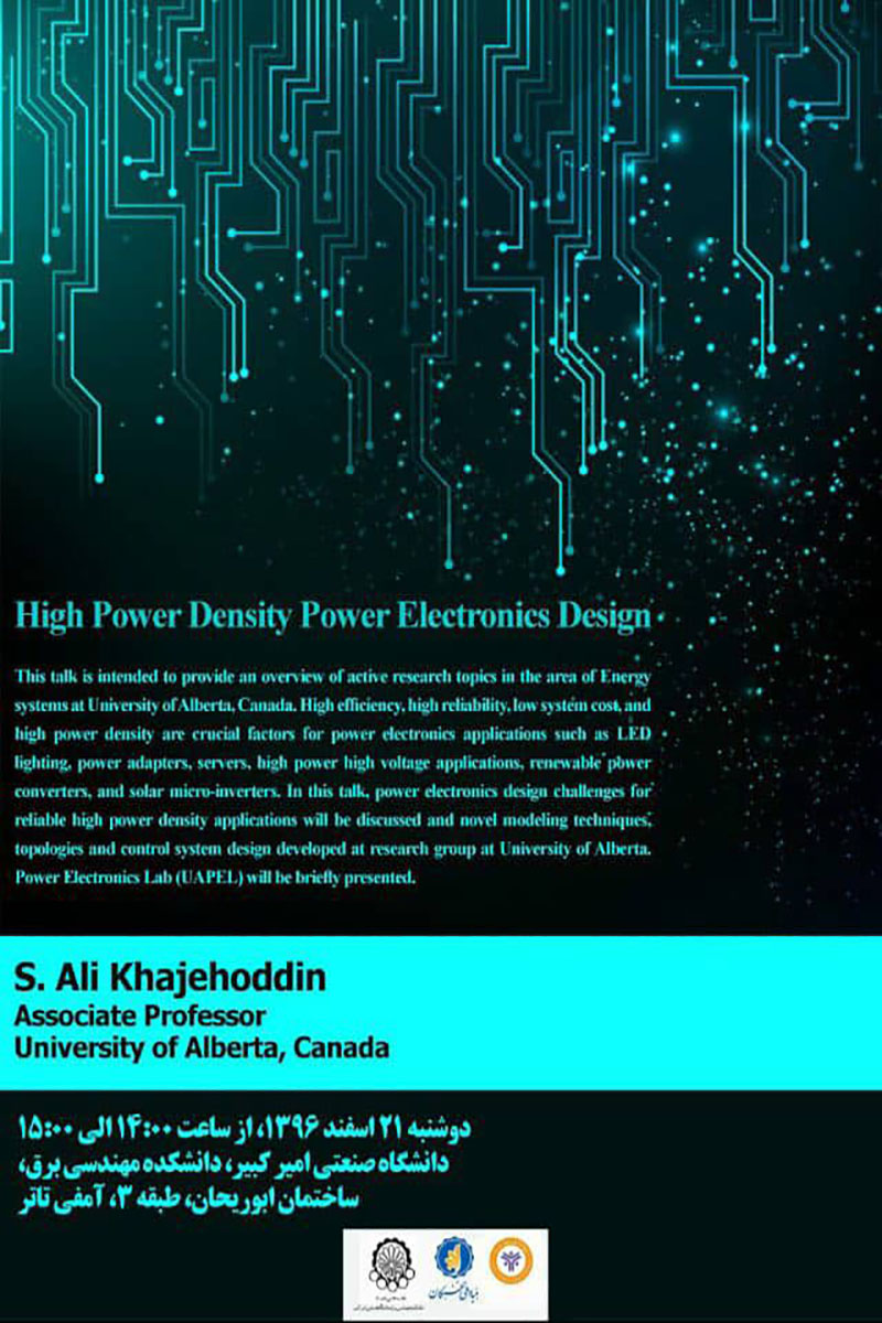 high Power Density Power Electronics Design