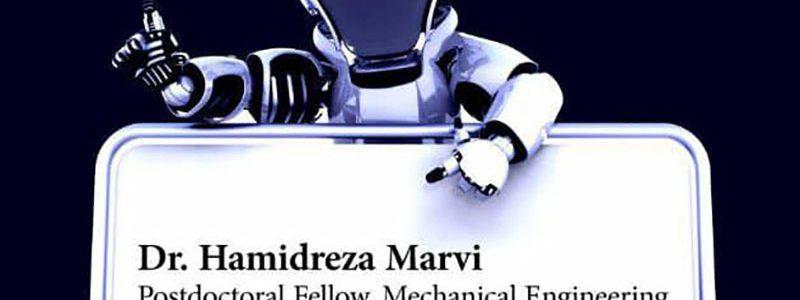 ربات های برگرفته از بیولوژیک- دکتر حمیدرضا مروی