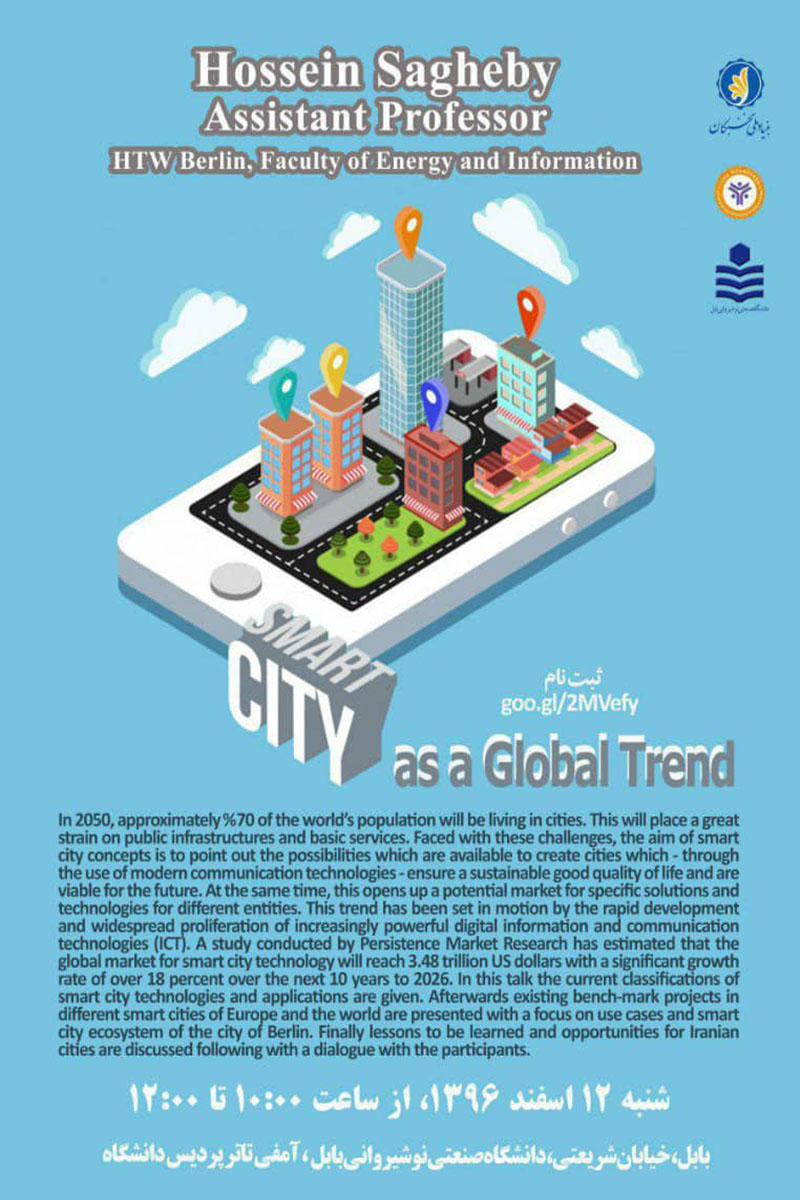 smart City as a Global Trend