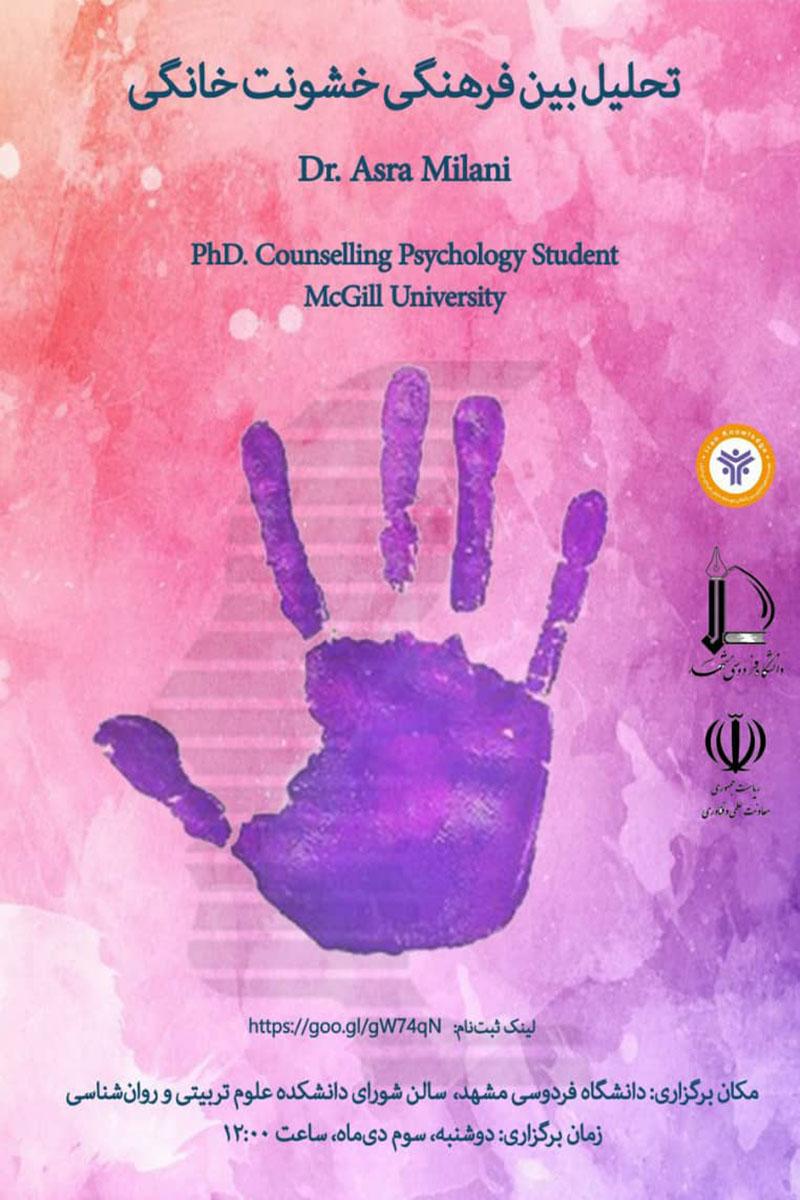 Intercultural analysis of domestic violence