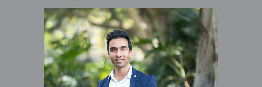 وبینار «تجربه من در بازار کار ایران و استرالیا در زمینه مدیریت مالی»